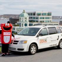 CS Van & Mascot