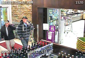 Suspects NSLC Theft